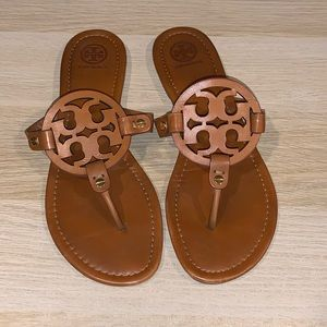 Tory Burch Miller Sandals Size 9